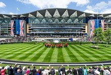 Ascot Racecourse extends relationship with Hallgar