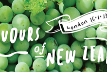 Flavours of New Zealand - London