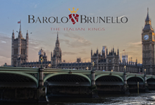 Barolo & Brunello: The Italian Kings