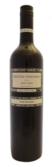 Berton Vineyard 'Bonsai' Shiraz Cabernet, High Eden  2016