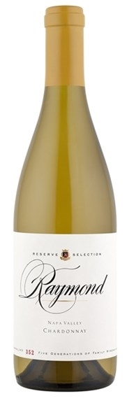 Raymond Vineyards, 'Reserve Selection', Napa Valley, Chardonnay 2018