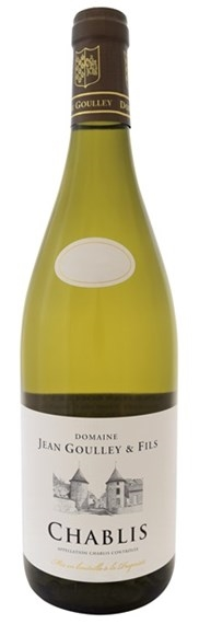 Domaine Jean Goulley, Chablis 2017