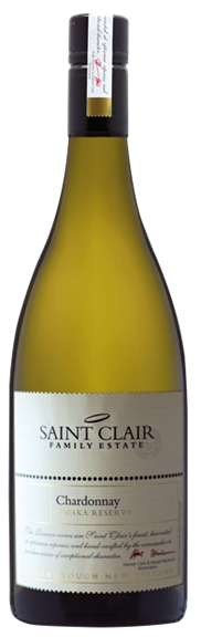 Saint Clair, 'Omaka Reserve', Marlborough, Chardonnay 2016