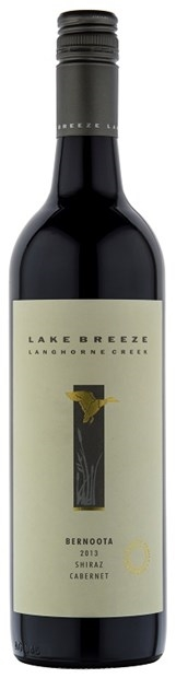 Lake Breeze 'Bernoota', Langhorne Creek, Shiraz Cabernet 2013