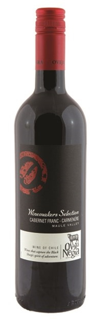 Oveja Negra 'Winemakers Selection', Maule Valley, Cabernet Franc Carmenère 2017
