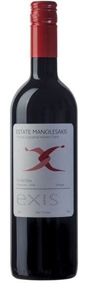 Manolesakis Estate 'Exis' Red, Drama 2017