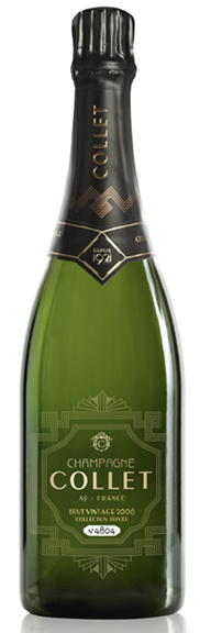 Champagne Collet Brut, Collection Privée 2008