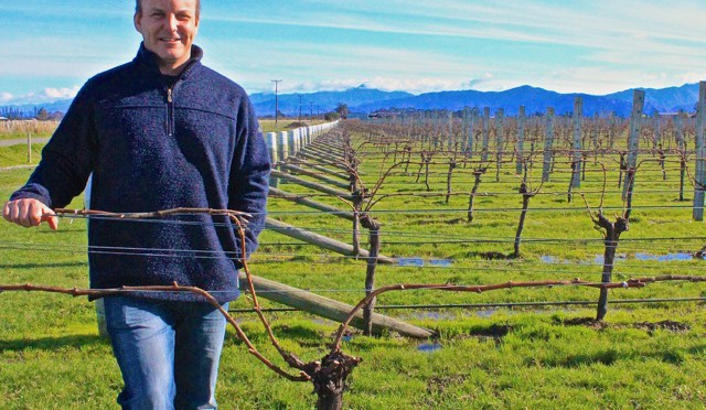 Winemaker Profile: Hamish Clark, Saint Clair