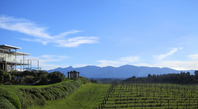 Video: A Tour of the Mahana Estates vineyards, Winery & Philospohy
