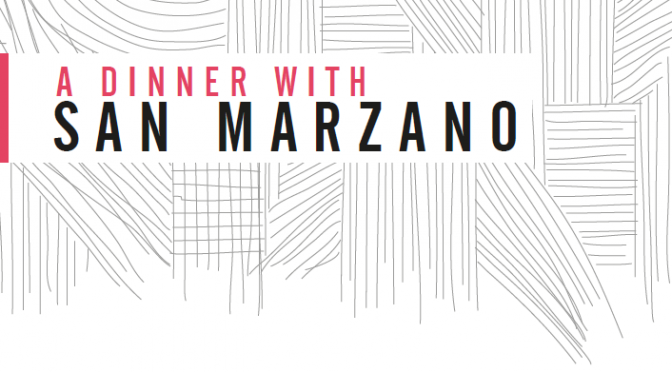 San Marzano & Union Street Café Host Puglian-Inspired Dinner