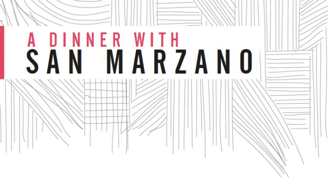 San Marzano & Union Street Café Host Puglian-Inspired Dinner