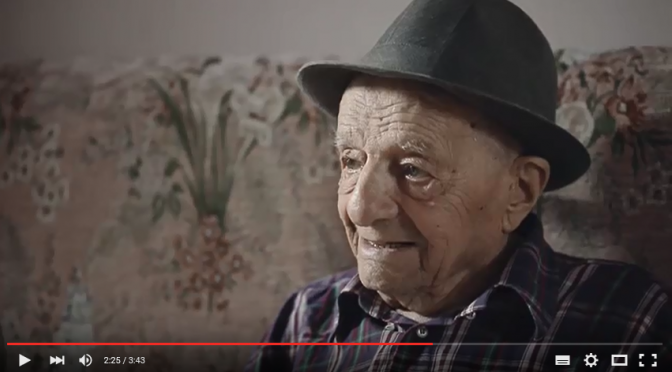 Video: Ca'Rugate's Fulvio 'Beo' Tessari Celebrates his 100th Birthday