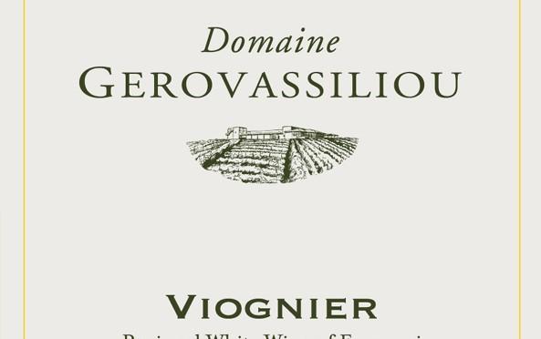 WOTW: Domaine Gerovassiliou Viognier, 2015