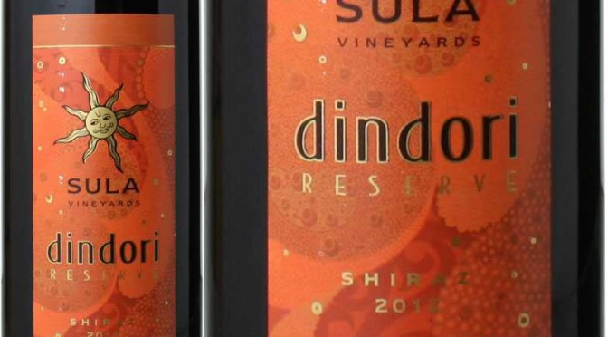 In The Papers: Sula's Dindori Reserve Shiraz Named Wine Enthusiast's Editors' Choice