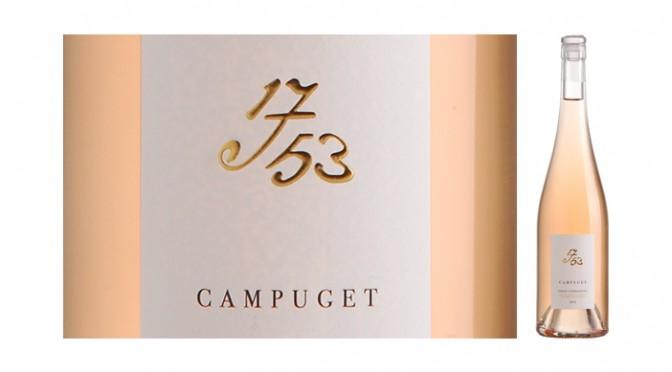 WOTW: Château de Campuget '1753' Rosé, 2015