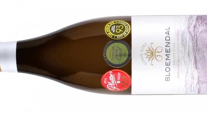 WOTW: Bloemendal Suider-Terras Sauvignon Blanc, 2014