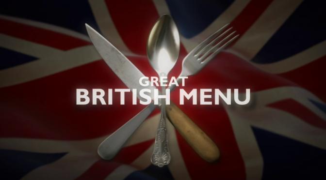 The Great British Menu… With Wine