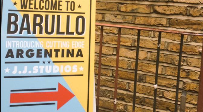 Barullo – The Sound of a Crowd