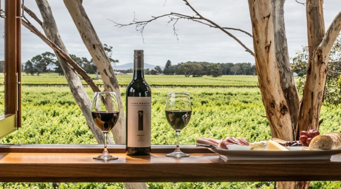 Lake Breeze, Arthur's Reserve 2012, Wins Winestate Wine of the Year 2016
