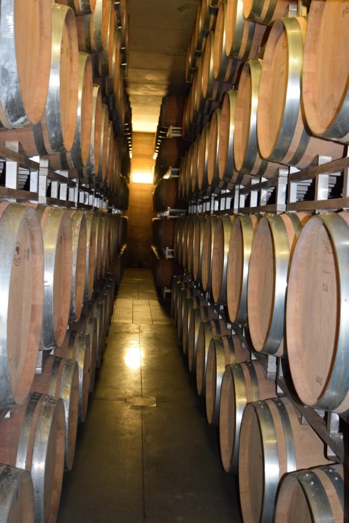 Castelgiocondo Barrels
