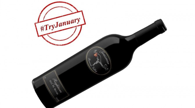 Try something exciting… Teusner Wines, Righteous 'FG' Shiraz