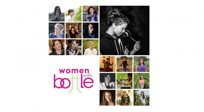 Women with Bottle