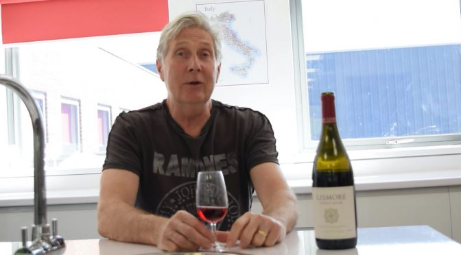 Steve Daniel Introduces Lismore's First Pinot Noir Vintage