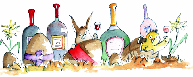 The Wine Writer's Easter Wines