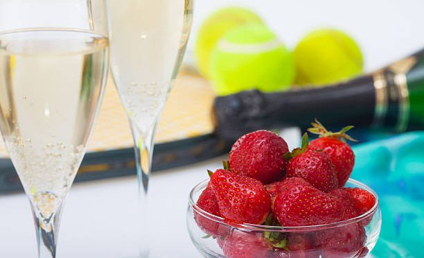 What to serve with your strawberries at Wimbledon