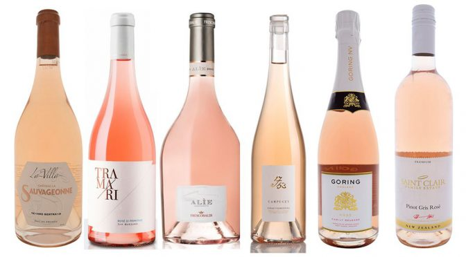 Are you ready for Rosé?