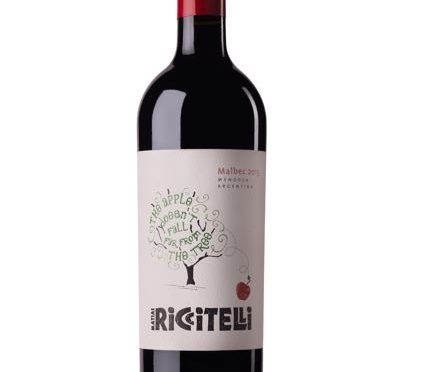 WOTM: Matias Riccitelli 'The Apple Doesn't Fall Far From The Tree', Lujan de Cuyo, Malbec 2015