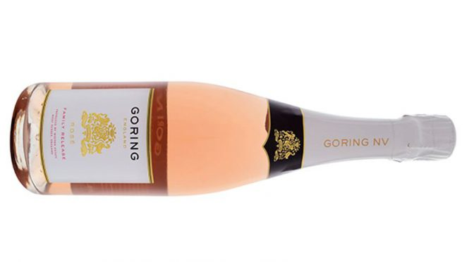 WOTM: Goring Estate, Rosé, Sussex NV