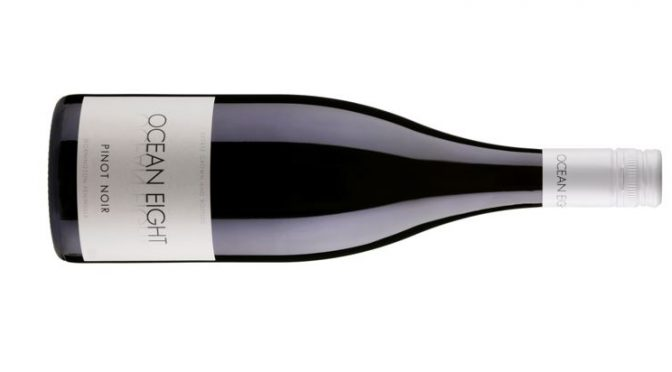 WOTM: Ocean Eight, Mornington Peninsula, Pinot Noir 2015