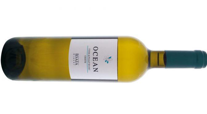 WOTM: Idaia Winery, Ocean, Dafnes, Crete, Thrapshathiri 2017