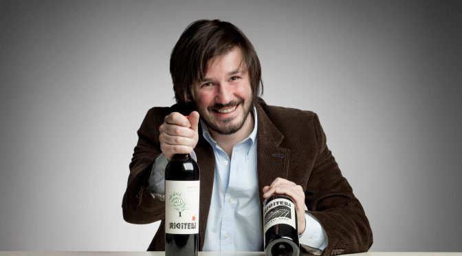 Winemaker profile: Matías Riccitelli, Riccitelli Wines