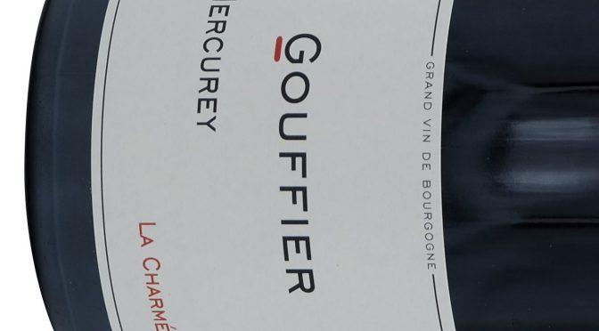 WOTM: Domaine Gouffier, 'La Charmée', Mercurey 2016