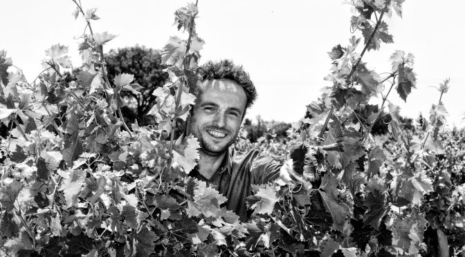 Winemaker Profile: Florent Lançon, Domaine de la Solitude