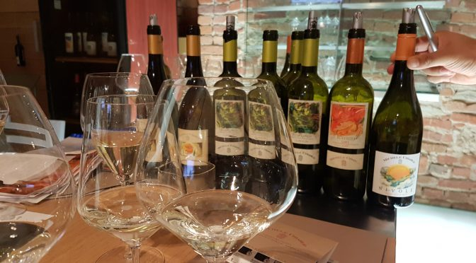 Michele Chiarlo is the Picasso of the wine world