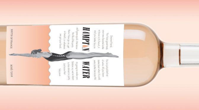 WOTM: Gérard Bertrand 'Hampton Water' Rosé, Languedoc 2018