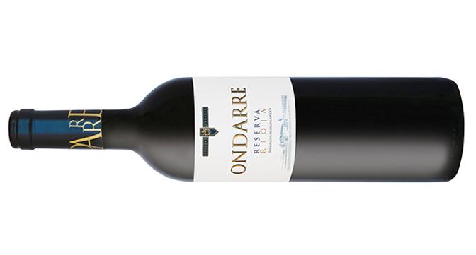 WOTM: Bodegas Ondarre, Ondarre Reserva, Rioja 2014