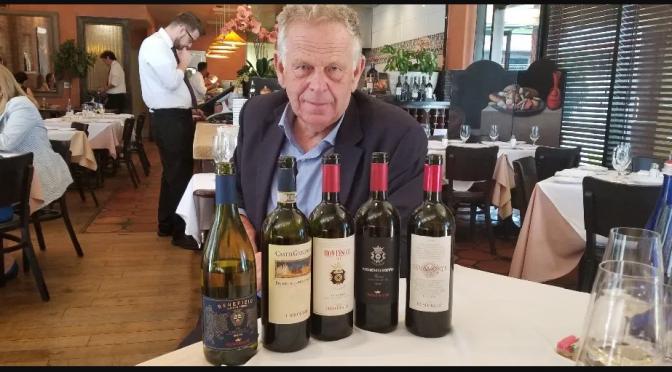 Winemaker profile: Nicolò D'Afflitto, Director of Winemaking, Frescobaldi