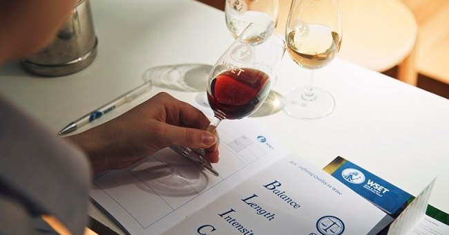 What does the WSET Diploma really look like?