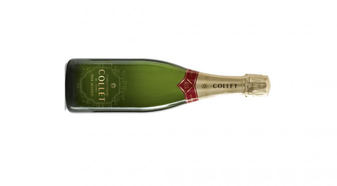 WOTM: Champagne Collet Brut 1er Cru, Art Déco NV