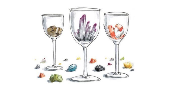 The Perception of Minerality