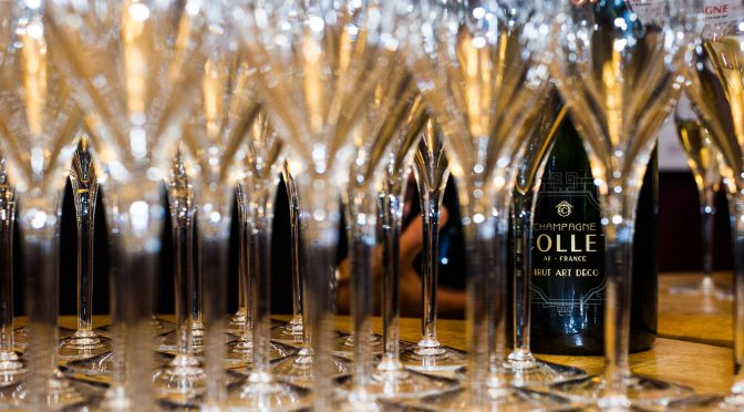 Sparkling Wine – an MW's perspective