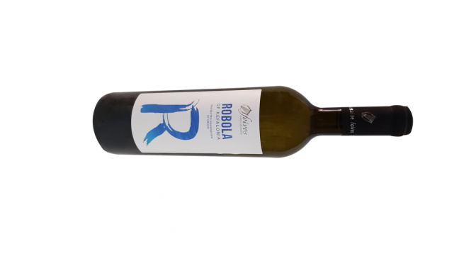 WOTM: Domaine Foivos, 'Robola of Kefalonia', Robola 2020