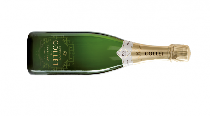 WOTM: Champagne Collet Brut 1er Cru Blanc de Blancs NV